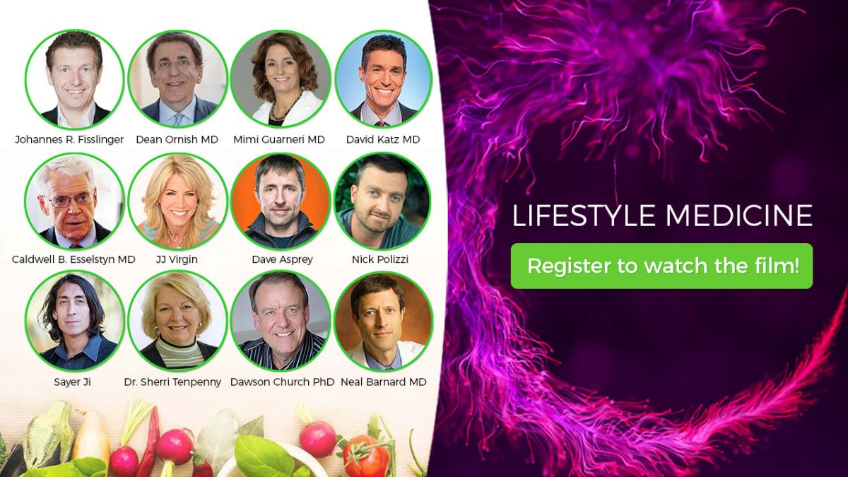 Watch the Lifestyle Medicine documentary film for FREE [7 Days Only]