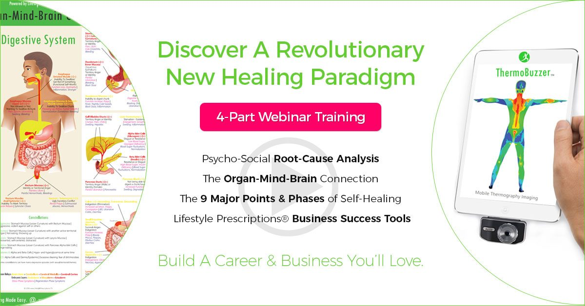 Frustrated not finding the 6 Root-Cause(s) of chronic symptoms? [Free 4-Part Video Series]