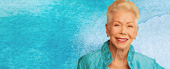 Louise Hay on Steroids?