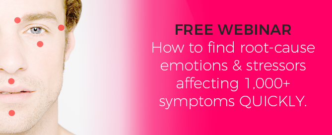 [Free Webinar + Download] Find Root-Cause Emotions & Stressors of 1,000+ Symptoms Quickly