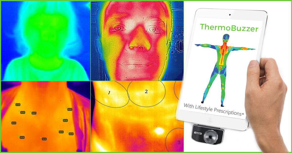 ThermoBuzzer Peak Performance Thermography with Lifestyle Prescriptions