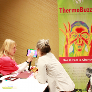 ThermoBuzzer Thermography Cindy Galvin London UK