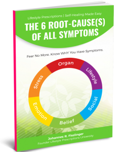 ebook The 6 Root-Causes of Self-Healing | Lifestyle Prescriptions University