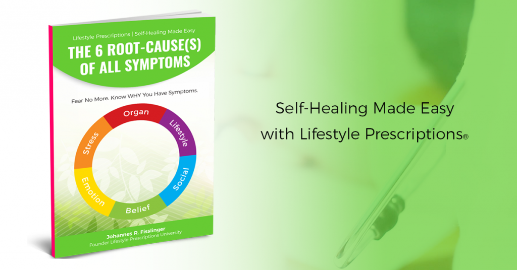 New Lifestyle Prescriptions® book claims up to 80% of chronic disease can be healed [Press Release]