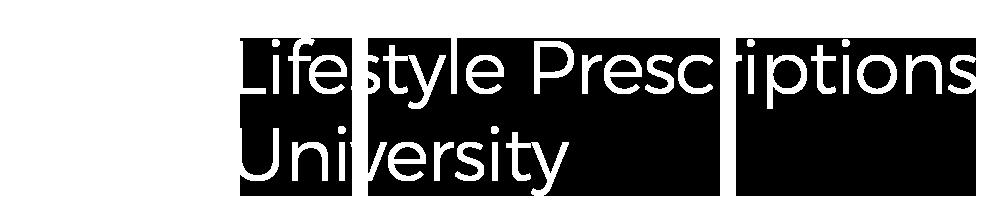 Lifestyle Prescriptions University | ThermoBuzzer and Lifestyle Prescriptions Root-Cause Health Coaching